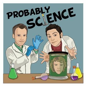 Probably Science podcast artwork