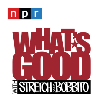 What's Good with Stretch & Bobbito podcast artwork