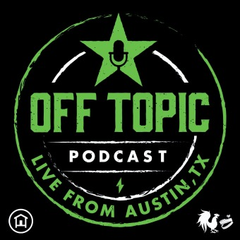 Off Topic podcast artwork