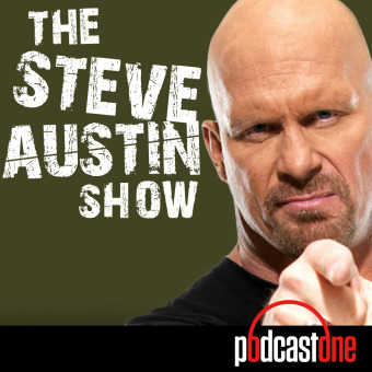 The Steve Austin Show podcast artwork