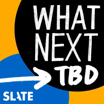 What Next: TBD | Tech, power, and the future podcast artwork