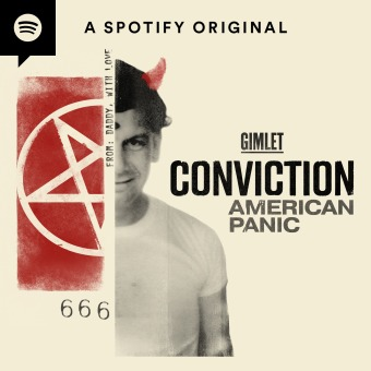 Conviction podcast artwork