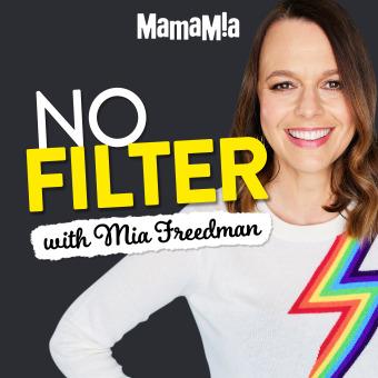 No Filter podcast artwork