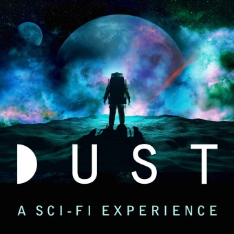 DUST podcast artwork
