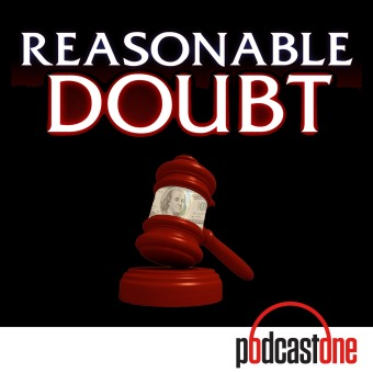 Reasonable Doubt podcast artwork