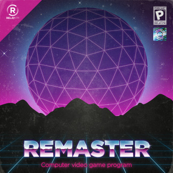 Remaster podcast artwork