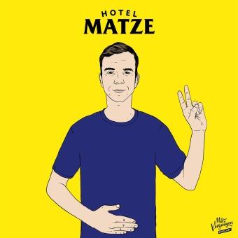 Hotel Matze podcast artwork