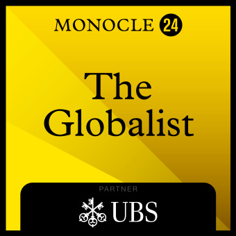 Monocle 24: The Globalist podcast artwork