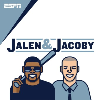 Jalen & Jacoby podcast artwork