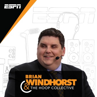 Brian Windhorst & The Hoop Collective podcast artwork