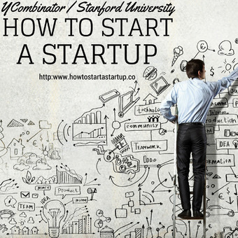 How to Start a Startup podcast artwork
