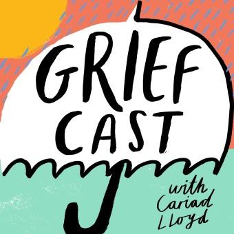 Griefcast podcast artwork