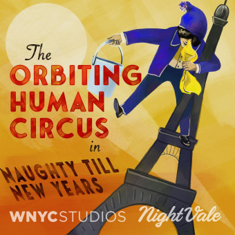 The Orbiting Human Circus podcast artwork