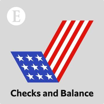 Checks and Balance podcast artwork
