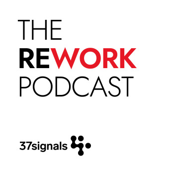 Rework podcast artwork
