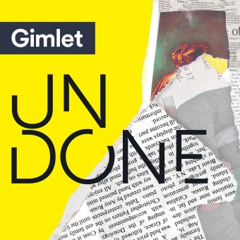 Undone podcast artwork