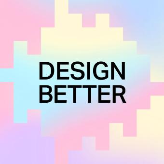 Design Better Podcast podcast artwork