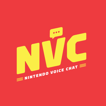 Nintendo Voice Chat podcast artwork