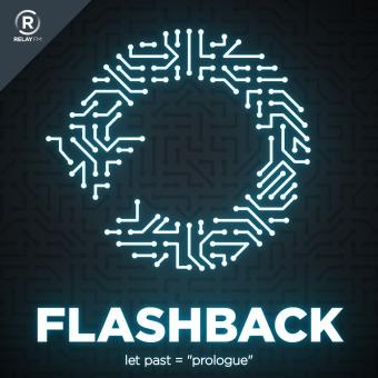Flashback podcast artwork