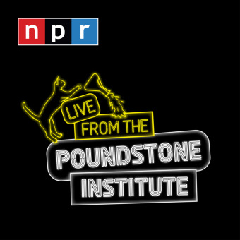Live from the Poundstone Institute podcast artwork