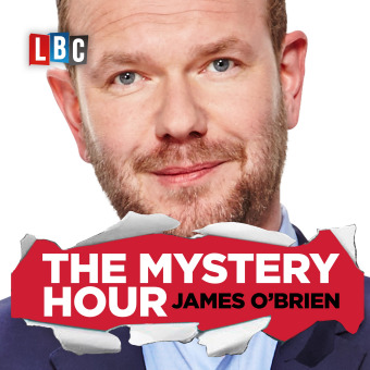 James O'Brien's Mystery Hour podcast artwork
