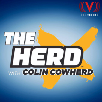 The Herd with Colin Cowherd podcast artwork