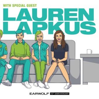 With Special Guest Lauren Lapkus podcast artwork