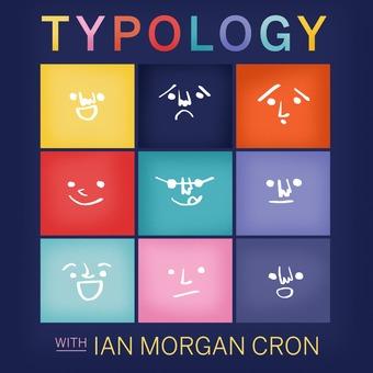 Typology podcast artwork