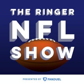 The Ringer NFL Show podcast artwork
