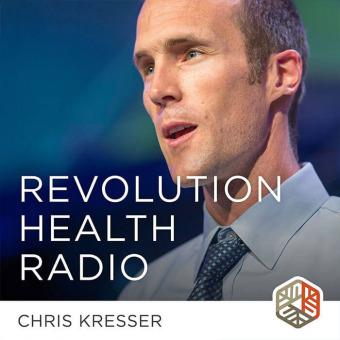 Revolution Health Radio podcast artwork