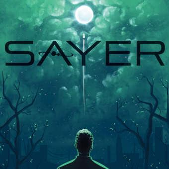 SAYER podcast artwork