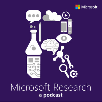 Microsoft Research Podcast podcast artwork