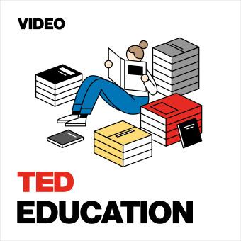 TED Talks Education podcast artwork