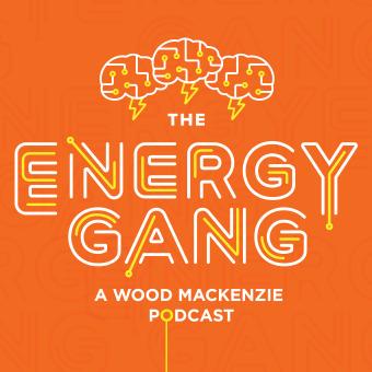 The Energy Gang podcast artwork