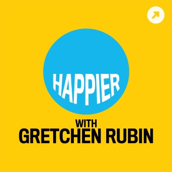Happier with Gretchen Rubin podcast artwork