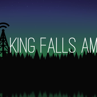 King Falls AM podcast artwork