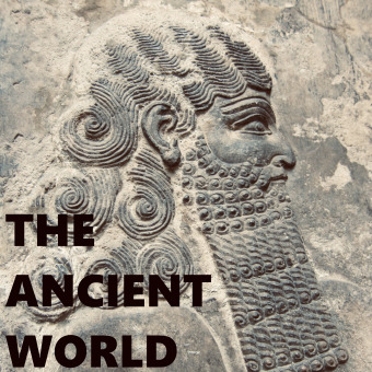 The Ancient World podcast artwork