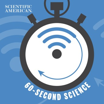 60-Second Science podcast artwork