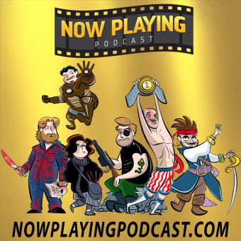 Now Playing - The Movie Review Podcast podcast artwork