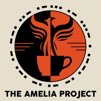 The Amelia Project podcast artwork