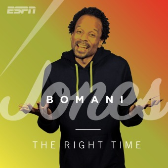 The Right Time with Bomani Jones podcast artwork