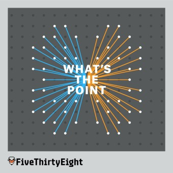 What's The Point podcast artwork