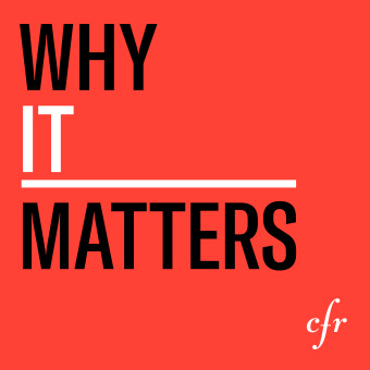 Why It Matters podcast artwork