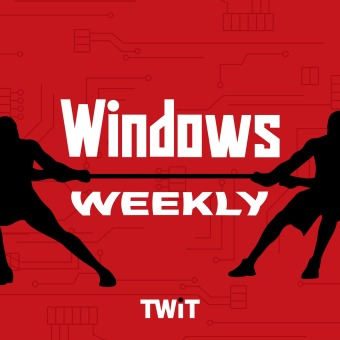 Windows Weekly (Audio) podcast artwork