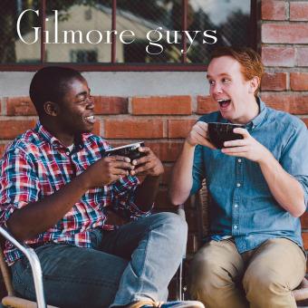 Gilmore Guys podcast artwork