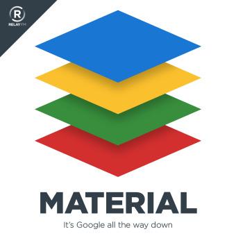 Material podcast artwork