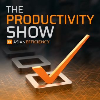 The Productivity Show podcast artwork