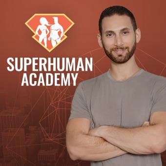 The SuperHuman Academy Podcast podcast artwork