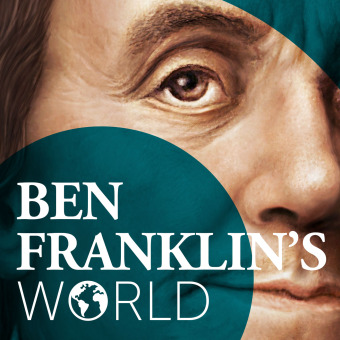 Ben Franklin's World podcast artwork
