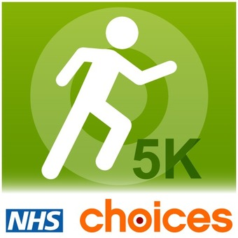 NHS Couch to 5K podcast artwork